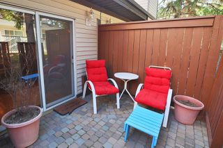Photo 29: 4512 151 ST NW in Edmonton: Zone 14 Townhouse for sale : MLS®# E4115105