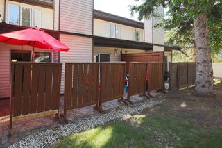 Photo 28: 4512 151 ST NW in Edmonton: Zone 14 Townhouse for sale : MLS®# E4115105