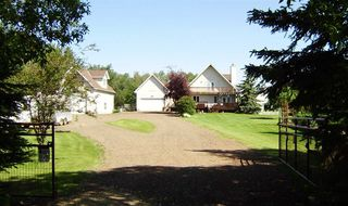 Main Photo: 50 51509 RGE RD 224: Rural Strathcona County House for sale : MLS®# E4165947