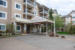 Main Photo: 307 10511 42 Avenue in Edmonton: Zone 16 Condo for sale : MLS®# E4165986