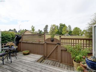 Photo 22: 6 3356 Whittier Ave in VICTORIA: SW Rudd Park Row/Townhouse for sale (Saanich West)  : MLS®# 824505