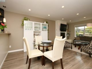Photo 8: 6 3356 Whittier Ave in VICTORIA: SW Rudd Park Row/Townhouse for sale (Saanich West)  : MLS®# 824505