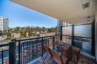 "Photo 18: 1102 833 AGNES Street in New Westminster: Downtown NW Condo for sale in ""NEWS"" : MLS®# R2447780"