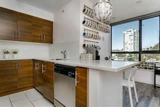 "Photo 10: 1102 833 AGNES Street in New Westminster: Downtown NW Condo for sale in ""NEWS"" : MLS®# R2447780"