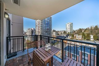 "Photo 19: 1102 833 AGNES Street in New Westminster: Downtown NW Condo for sale in ""NEWS"" : MLS®# R2447780"