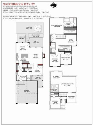 Photo 40: 583 Everbrook Way SW in Calgary: Evergreen Detached for sale : MLS®# A1033176