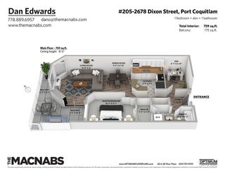 "Photo 39: 205 2678 DIXON Street in Port Coquitlam: Central Pt Coquitlam Condo for sale in ""SPRINGDALE"" : MLS®# R2510265"