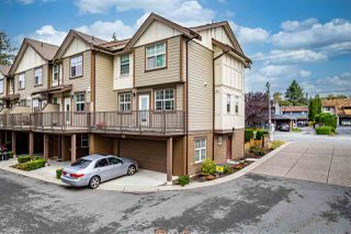 "Photo 2: 5 33860 MARSHALL Road in Abbotsford: Central Abbotsford Townhouse for sale in ""Marshall Mews"" : MLS®# R2528365"