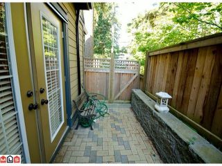 "Photo 8: 1 1486 EVERALL Street: White Rock Townhouse for sale in ""Everall Pointe"" (South Surrey White Rock)  : MLS®# F1203287"