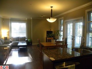 "Photo 4: 1 1486 EVERALL Street: White Rock Townhouse for sale in ""Everall Pointe"" (South Surrey White Rock)  : MLS®# F1203287"