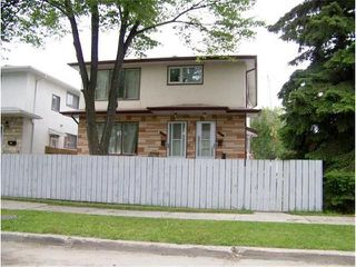 Main Photo: 343 Riverton Avenue in WINNIPEG: East Kildonan Residential for sale (North East Winnipeg)  : MLS®# 1206769