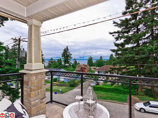 """Photo 10: 1 1434 EVERALL Street: White Rock Townhouse for sale in """"Evergreen Pointe"""" (South Surrey White Rock)  : MLS®# F1214067"""