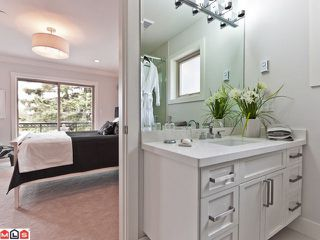 """Photo 9: 1 1434 EVERALL Street: White Rock Townhouse for sale in """"Evergreen Pointe"""" (South Surrey White Rock)  : MLS®# F1214067"""