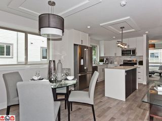 """Photo 4: 1 1434 EVERALL Street: White Rock Townhouse for sale in """"Evergreen Pointe"""" (South Surrey White Rock)  : MLS®# F1214067"""