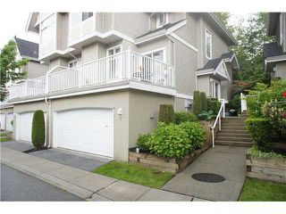 """Photo 1: 47 7488 MULBERRY Place in Burnaby: The Crest Townhouse for sale in """"SIERRA RIDGE"""" (Burnaby East)  : MLS®# V969339"""
