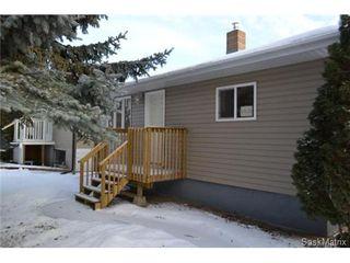 Photo 2: 1706 2nd Avenue North in Saskatoon: Kelsey/Woodlawn Single Family Dwelling for sale (Saskatoon Area 03)  : MLS®# 448794
