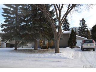 Photo 1: 1706 2nd Avenue North in Saskatoon: Kelsey/Woodlawn Single Family Dwelling for sale (Saskatoon Area 03)  : MLS®# 448794
