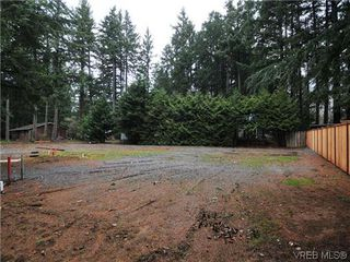Photo 2: Lot 2 Fashoda Pl in VICTORIA: La Happy Valley Land for sale (Langford)  : MLS®# 626213