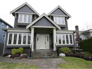 Photo 1: 3149 W 19TH Avenue in Vancouver: Arbutus House for sale (Vancouver West)  : MLS®# V988988
