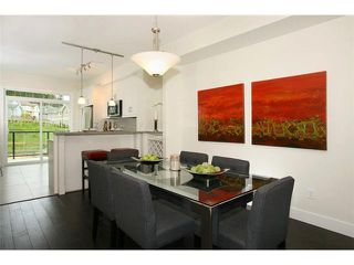 Photo 3: 21 1299 Coast Meridian in Breeze Residence: Burke Mountain Home for sale ()