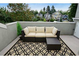 """Photo 7: 132 W 16TH Avenue in Vancouver: Cambie Townhouse for sale in """"CAMBIE VILLAGE"""" (Vancouver West)  : MLS®# V1025834"""