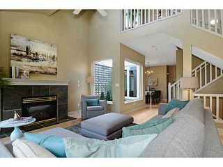 """Photo 3: 132 W 16TH Avenue in Vancouver: Cambie Townhouse for sale in """"CAMBIE VILLAGE"""" (Vancouver West)  : MLS®# V1025834"""
