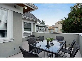 """Photo 11: 132 W 16TH Avenue in Vancouver: Cambie Townhouse for sale in """"CAMBIE VILLAGE"""" (Vancouver West)  : MLS®# V1025834"""
