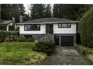 Photo 1: 1688 Evelyn Street in North Vancouver: Lynn Valley House for sale : MLS®# V1107007