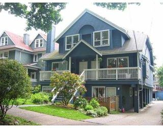 Photo 1: 46 W 13TH AV in Vancouver: Mount Pleasant VW Townhouse for sale (Vancouver West)  : MLS®# V543369