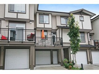 Photo 1: 38 19433 W 68th Avenue in Langley: Clayton Townhouse for sale : MLS®# F1449110