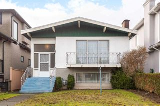 Photo 1: 6373 PRINCE ALBERT STREET in Vancouver: Fraser VE House for sale (Vancouver East)  : MLS®# R2027865