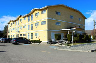 Main Photo: 203 1525 Tranquille Road in Kamloops: Brocklehurst Multifamily for sale : MLS®# 133390