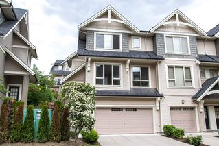 Photo 1: 174 3105 DAYANEE SPRINGS BOULEVARD in Coquitlam: Westwood Plateau Townhouse for sale : MLS®# R2079233
