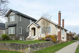 Main Photo: 403 W 20TH AVENUE in Vancouver: Cambie House for sale (Vancouver West)  : MLS®# R2276001