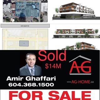 Photo 1: 1235 Marine Dr in North Vancouver: Norgate Land Commercial for sale