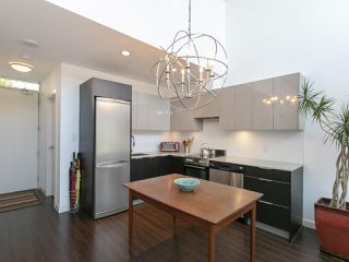 Photo 7: 306 429 WEST 2ND AVENUE in Vancouver: False Creek Condo for sale (Vancouver West)  : MLS®# R2314986