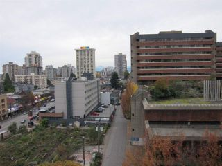 Photo 3: 802 1160 BURRARD STREET in Vancouver: Downtown VW Condo for sale (Vancouver West)  : MLS®# R2318679