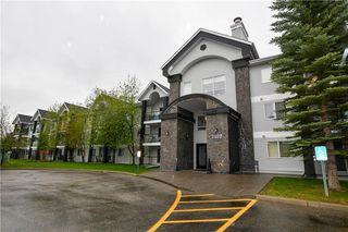Photo 1: #209 2022 CANYON MEADOWS DR SE in Calgary: Queensland Condo for sale : MLS®# C4245571