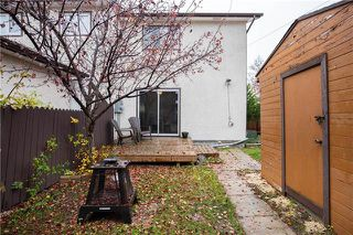 Photo 17: 433 Novavista Drive in Winnipeg: Meadowood Residential for sale (2E)  : MLS®# 1929471