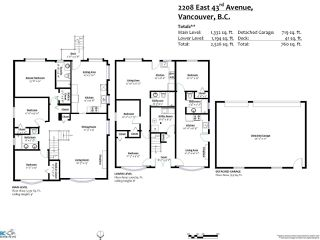 Photo 20: 2208 E 43RD Avenue in Vancouver: Killarney VE House for sale (Vancouver East)  : MLS®# R2437470