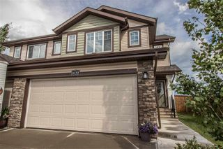 Photo 2: 1639 HAMMOND Crescent in Edmonton: Zone 58 House Half Duplex for sale : MLS®# E4203414