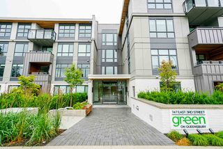 "Photo 6: 205 747 E 3RD Street in North Vancouver: Queensbury Condo for sale in ""Green on Queensbury"" : MLS®# R2476771"
