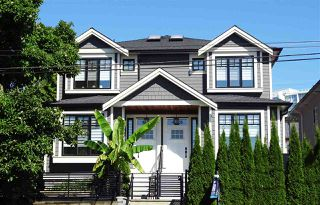 Main Photo: 4626 VICTORIA Drive in Vancouver: Victoria VE 1/2 Duplex for sale (Vancouver East)  : MLS®# R2483778