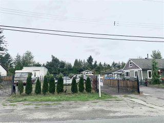 Main Photo: 33485 HAWTHORNE Avenue in Abbotsford: Poplar Land for sale : MLS®# R2499833
