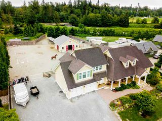 Main Photo: 22872 76A Avenue in Langley: Fort Langley House for sale : MLS®# R2500103