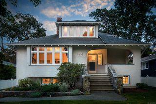 Photo 1: 637 Transit Rd in : OB South Oak Bay House for sale (Oak Bay)  : MLS®# 857616