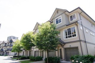 "Photo 2: 82 9088 HALSTON Court in Burnaby: Government Road Townhouse for sale in ""TERRAMOR"" (Burnaby North)  : MLS®# V962048"