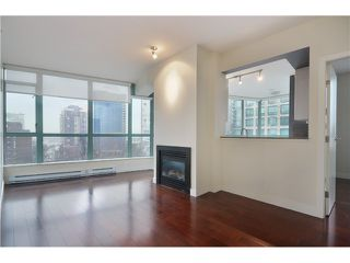 """Photo 2: 604 1238 BURRARD Street in Vancouver: Downtown VW Condo for sale in """"ALTADENA"""" (Vancouver West)  : MLS®# V983749"""