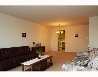 Photo 2: # 1206 615 BELMONT ST in New Westminster: Uptown NW Condo for sale : MLS®# V776678