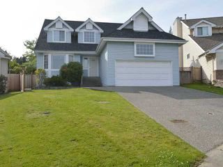 Main Photo: 284 BALBOA CT in Coquitlam: Cape Horn House for sale : MLS®# V1012990